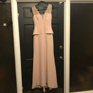 BCBG MaxAzria- New with tags long gown.